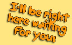 """Ill-be-right-here-waiting-for-you-перевод Разбираем песню """"I'll be right here waiting for you"""""""