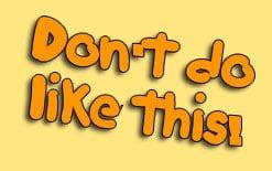 -нельзя-учить-английский Как не следует изучать английский язык!