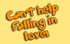 "cant-help-falling-in-love Разбираем песню ""I can't help falling in love with you""!"