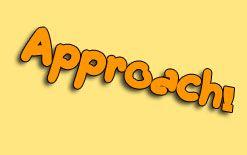 -approach Значение слова approach