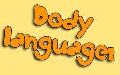 -тела Язык тела и его значение при общении