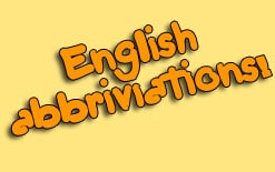 -сокращения-в-интернете Английские сокращения в интернете