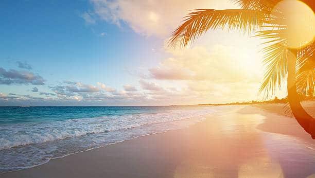 Словарный запас на тему Пляж