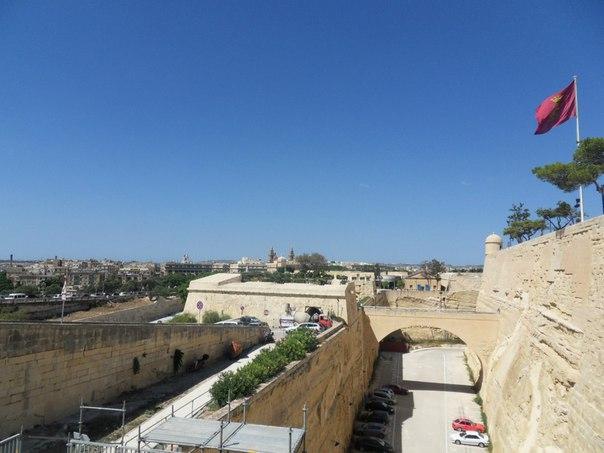 Наш отдых на Мальте!
