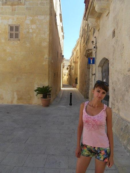 -город-тишины Наш отдых на Мальте!