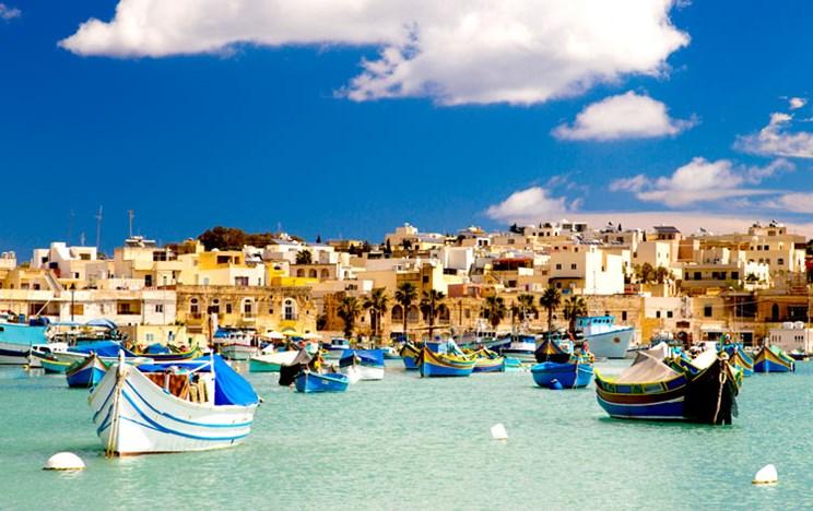 Наш отдых на Мальте