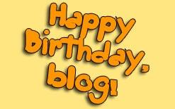 -два-года Блогу два года!