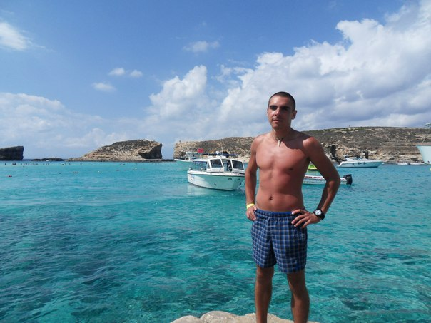 Blue-Lagoon Наш отдых на Мальте!