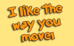 """the-way-перевод """"I like the way..."""" значение и примеры использования"""