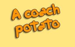 -coach-potato Слэнговое выражение A couch potato
