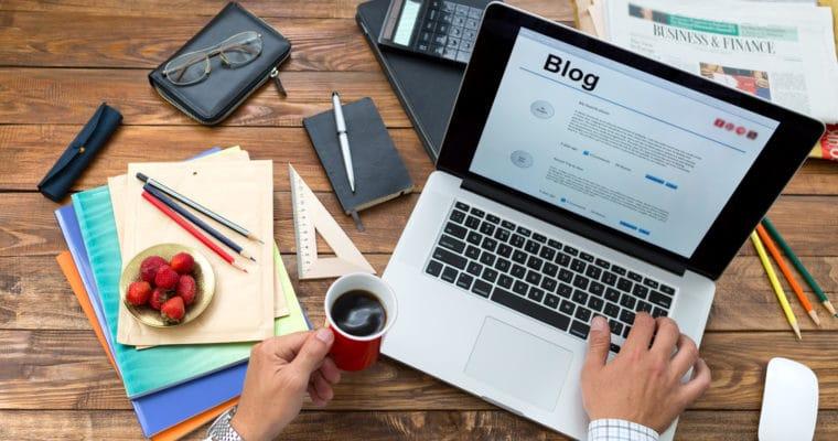 как создать свой блог и раскрутить его