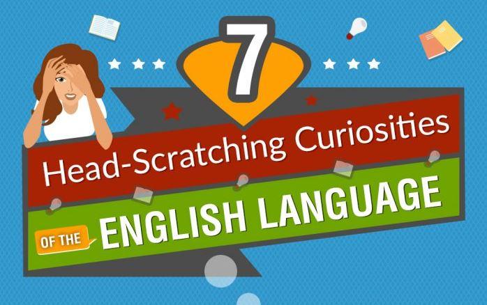 7 любопытных фактов об английском языке