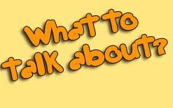 -чем-говорить-на-английском О чем говорить на английском с незнакомым человеком?