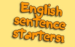 -предложения-на-английском Начальные предложения на каждый день!