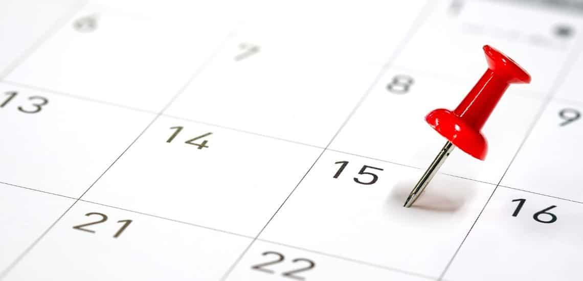 Употребление слова Schedule в английском языке