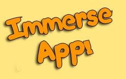 -immerse Immerse App для iOS - приложение для языковой практики на каждый день!