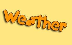 -о-погоде 10 идиом английского языка связанных с погодой