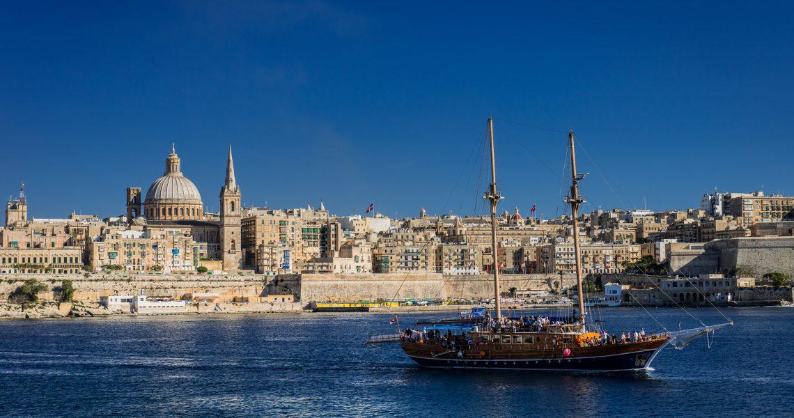 2 недели английского языка на Мальте бесплатно
