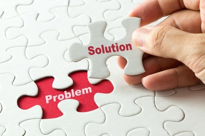 Как решить проблему в английском языке