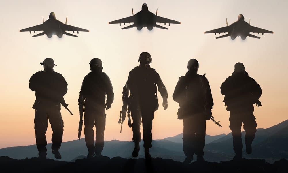 Военные слова и выражения на английском