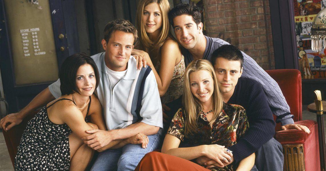 10 лучших сериалов 90-х для изучающих английский