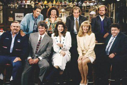 Cheers-1982-1993-420x280 10 лучших сериалов 90-х для изучающих английский