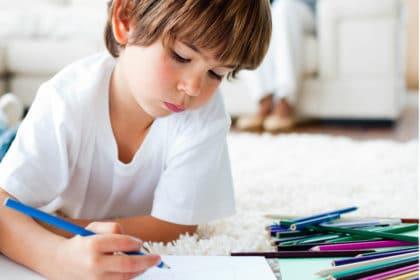 -упражнения-с-цветными-карандашами-420x280 Цвета на английском языке с переводом