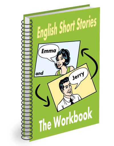 "emma-and-jerry-english-story-book-english-grammar-vocabulary-exercises-reading-writing-comprehension Короткие истории на английском, книга+рабочая тетрадь, серия ""Emma and Jerry"" (Low Intermediate)"