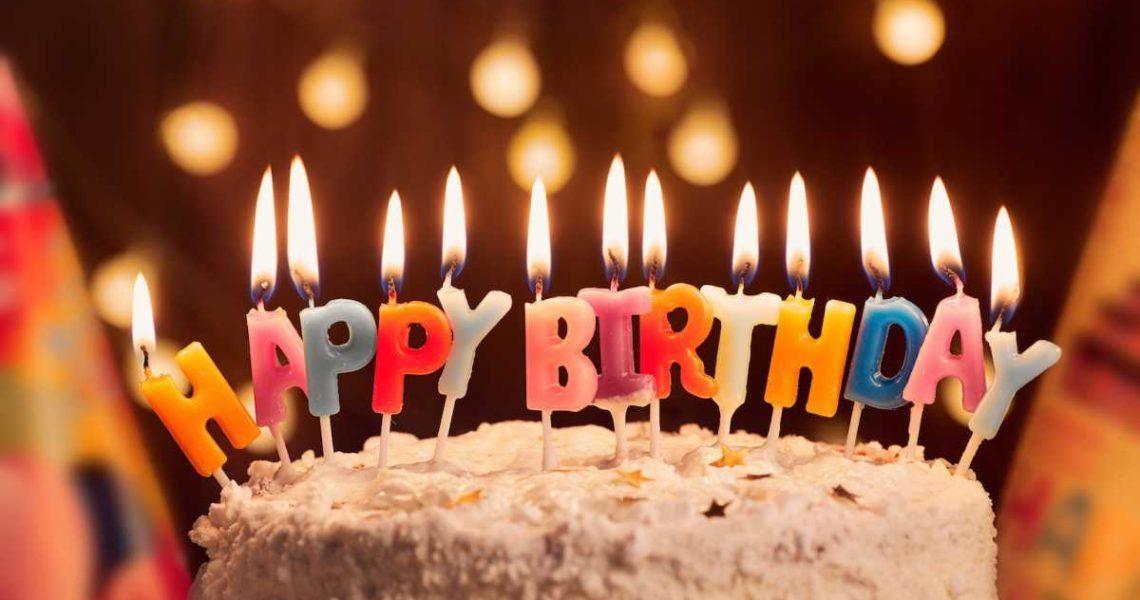 Поздравления с днем рождения на английском