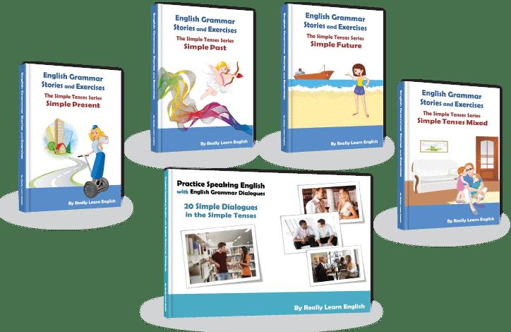учебник для изучения простых времен