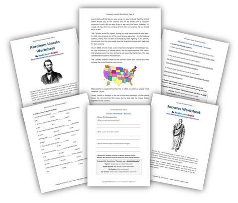 Reading-Worksheets Лучшее предложение: все обучающие материалы каталога + Бонусы