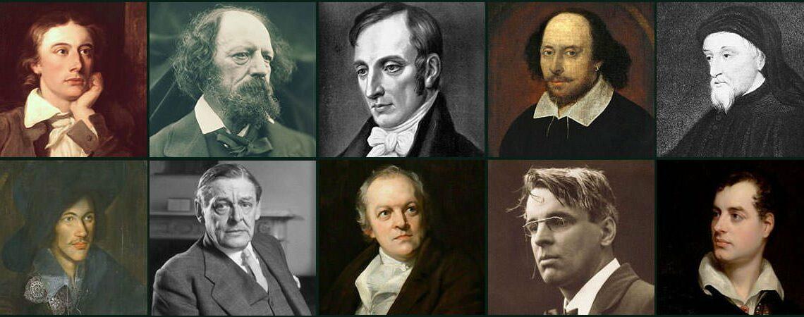 Английские писатели список самых известных