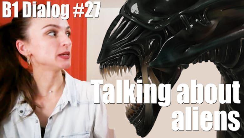 о пришельцах на английском