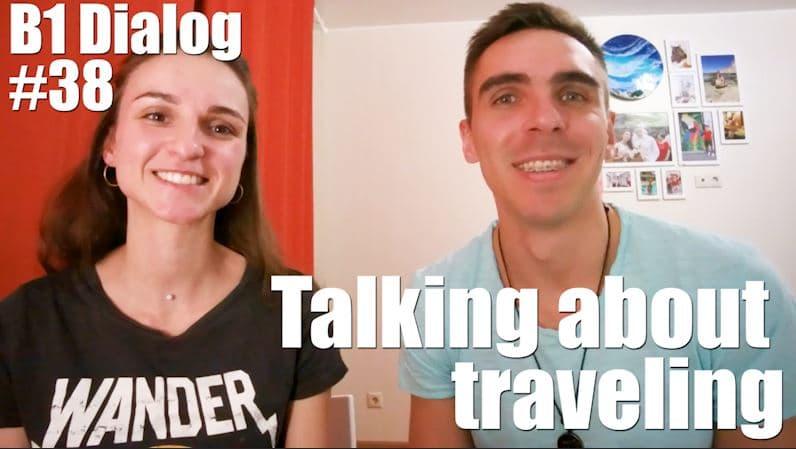 о путешествии на английском