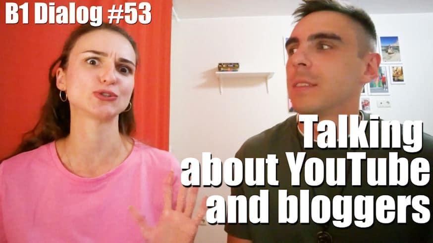о ютубе и блогерах