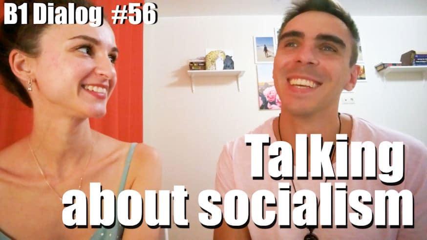 о социализме на английском